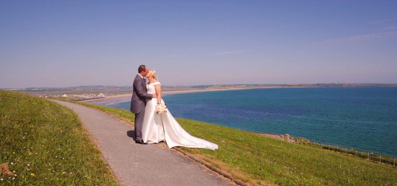 K&E Holy Cross Tramore, Waterford – Lyrath Estate Wedding Video.