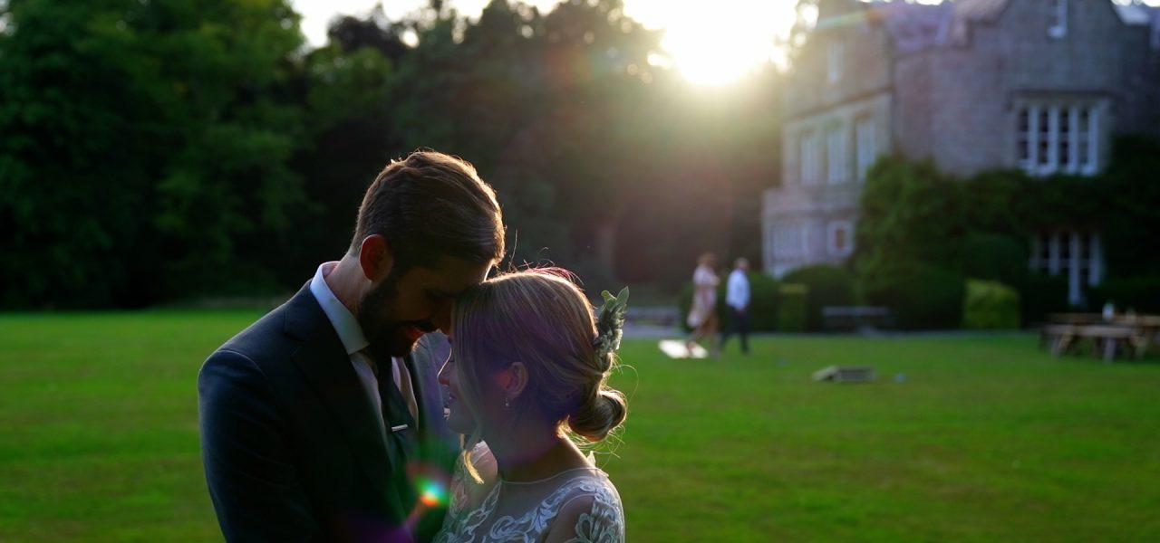 T&M Lisnavagh House, Carlow Wedding Video