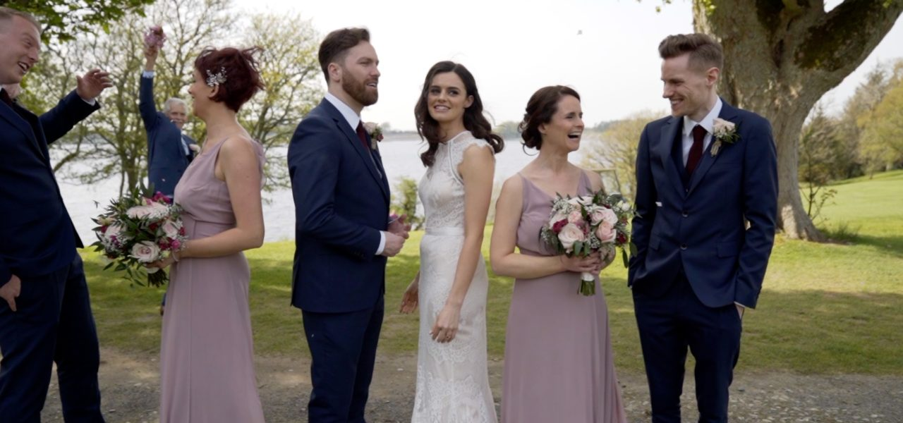 P&A Tulfarris House Hotel Wedding Video