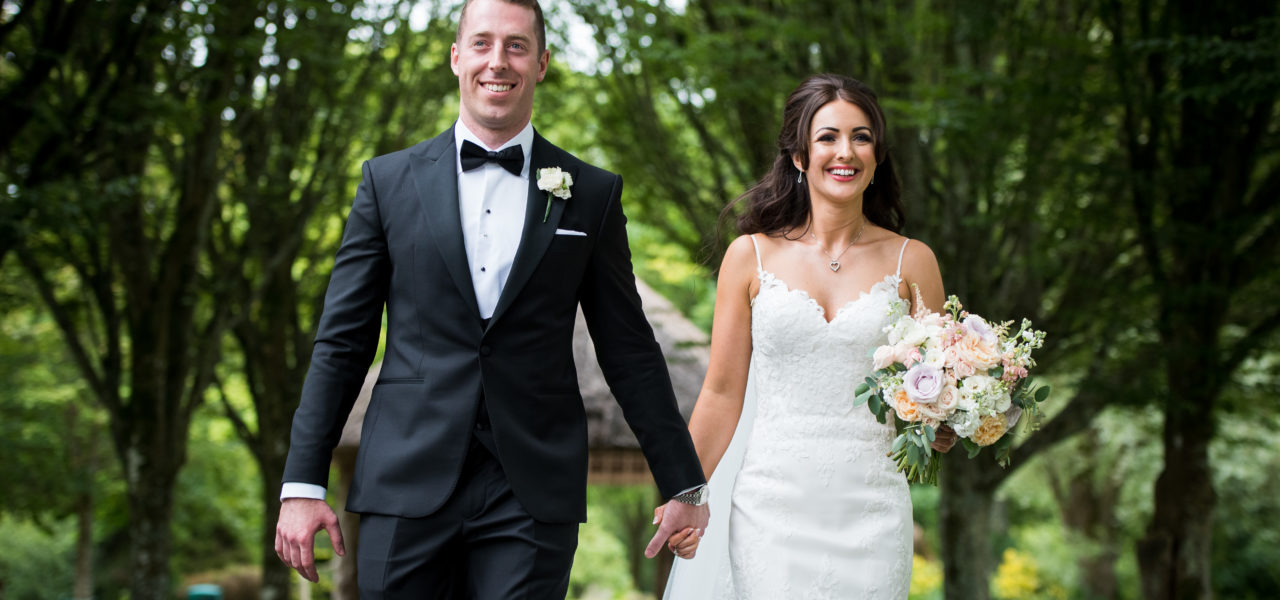 T&V Dunraven Arms Hotel Adare Wedding