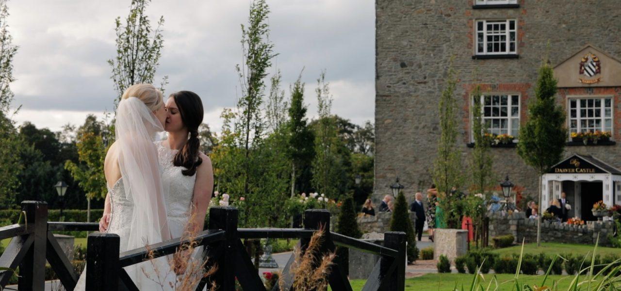 BANDE Darver Castle Wedding